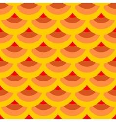 Half-round geometric seamless pattern 4708 vector image