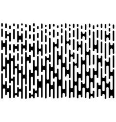 Lines gradient pattern halftone line texture vector