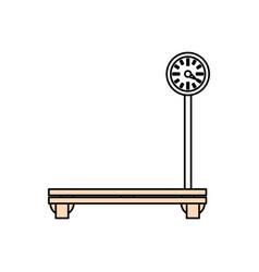 Cargo weight balance vector