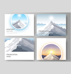 The minimalistic abstract vector