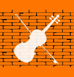 country background wall vector image