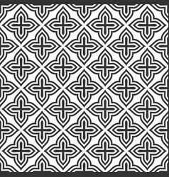 seamless ornamental pattern arabian style vector image