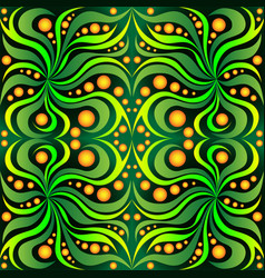grass pattern lawn nature vector image vector image