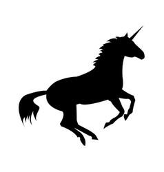 Unicorn mythical horse vector