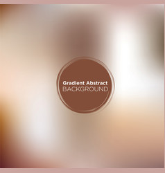 Camel brown combo abstract gradient background vector