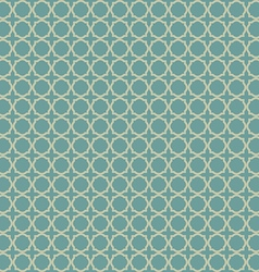 Seamless vintage pattern background vector image