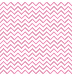 Chevron zigzag black and white seamless pattern vector image