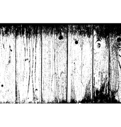 Weathered Planks Background vector image