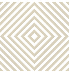 Geometric seamless pattern with squares lines vector