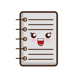 Notebook icon image vector