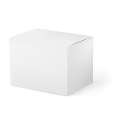 White box on white background for design vector