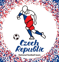 Czech Republic 3 vector image