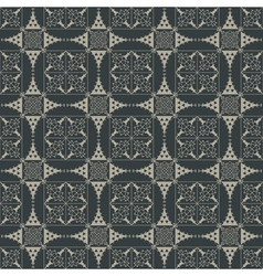 Seamless vintage background Wallpaper background vector image