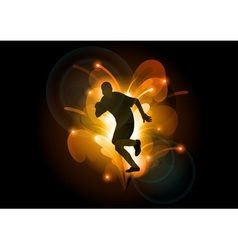 Abstract sport vector