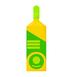 Vodka icon cartoon style vector