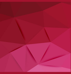 abstract pink graphic art vector image