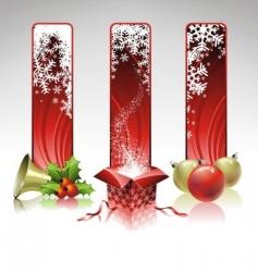 Christmas illustration vector image vector image