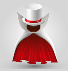 magic suit vector image