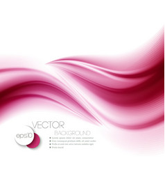 Beautiful Satin Drapery Background vector image vector image