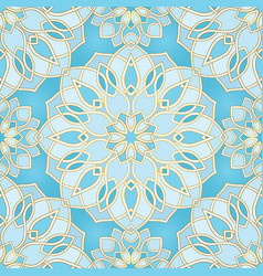 Blue abstract pattern vector