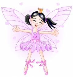fairy vector image vector image