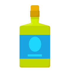 Absinthe icon cartoon style vector