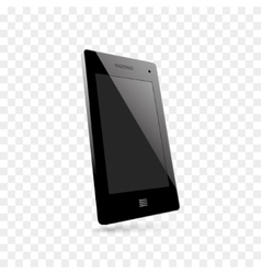 mobil phone vector image