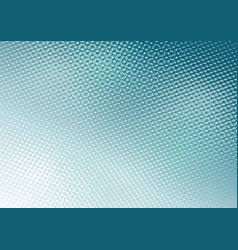 Abstract fractal blue background with light dots vector
