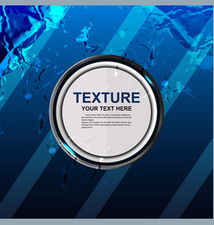 background blue texture vector image