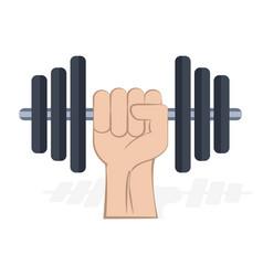 Fitness logo gym icon design vector
