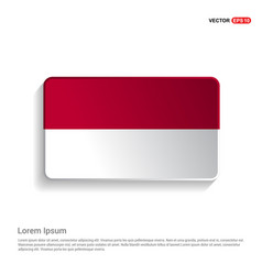 Indonesia independence day design vector