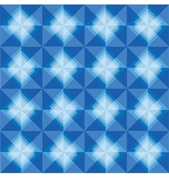Blue retro abstract background vector