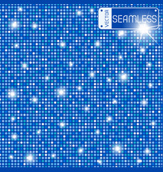 Blue shining rounds seamless texture background vector