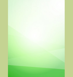 light green abstract vertical background vector image
