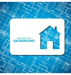 Best architecture background vector image