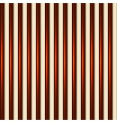 Dark and White Chocolate Striped Seamless vector image