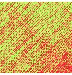 Green Grunge Halftone vector