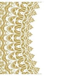 Nice Modern Golden Pattern vector