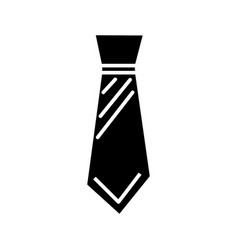 tie man icon sign o vector image
