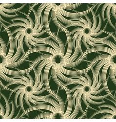 Seamless Swirls Pattern vector image vector image