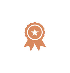 Best trophy logo icon design vector