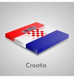 European flags set vector