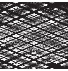 Texture Diagonale Cage vector image