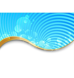 Swirl background - abstract vector image