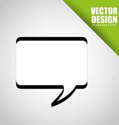 balloon icon de vector image