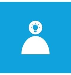 Idea icon 2 vector