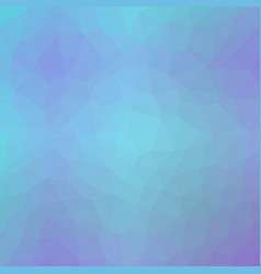 Polygonal background in sapphire indigo blue tones vector