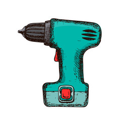 repair tool vector image