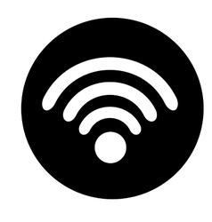 wifi technology vector image