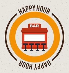bar design vector image